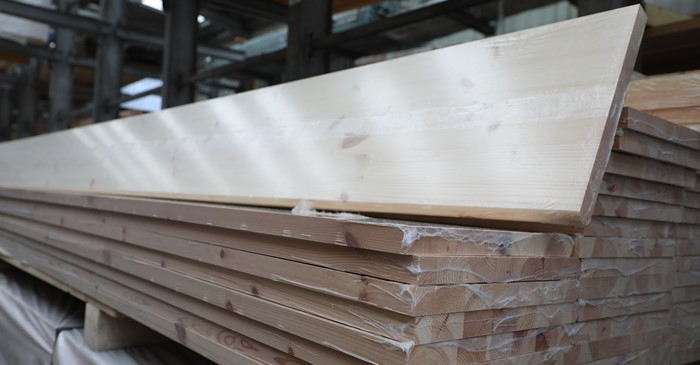 Laminated Softwood